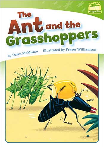 The Ant and the Grasshoppers