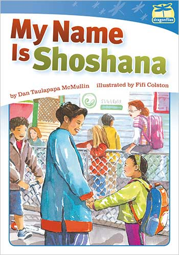 My Name Is Shoshana
