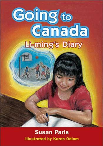 Going to Canada: Li-Ming's Diary