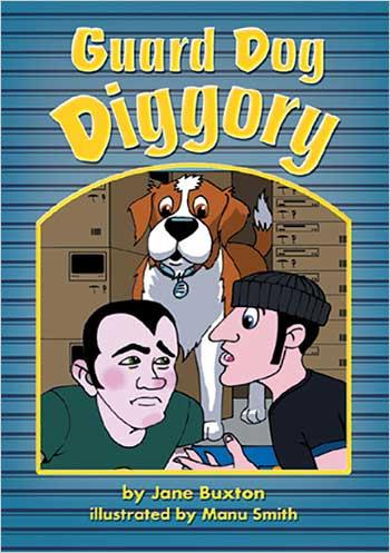 Guard Dog Diggory