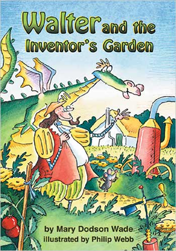 Walter and the Inventor's Garden