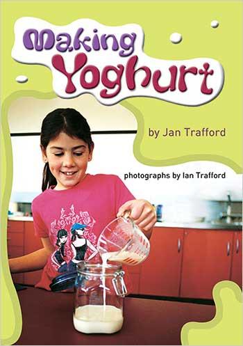 Making Yoghurt