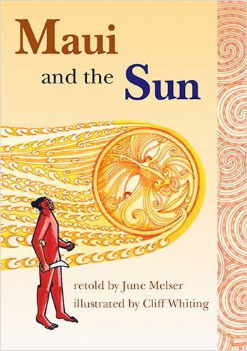 Maui and the Sun>