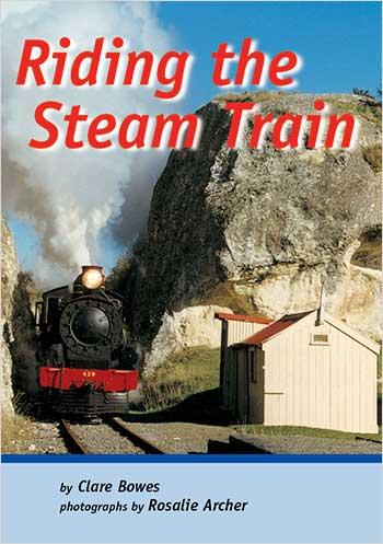 Riding the Steam Train