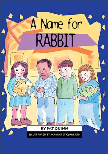 A Name for a Rabbit>