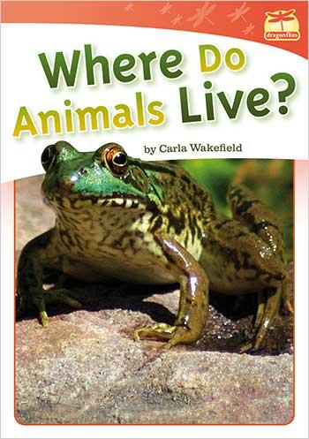 Where Do Animals Live?
