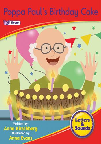 Poppa Paul's Birthday Cake