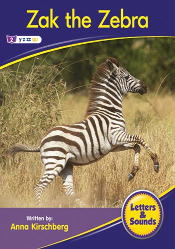 Zak the Zebra