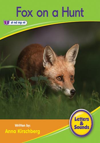 Fox on a Hunt