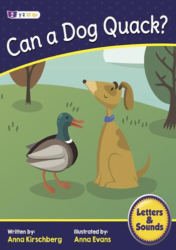 Can a Dog Quack?>