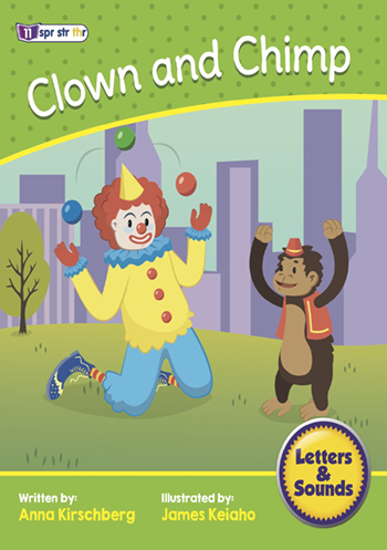 Clown and Chimp>