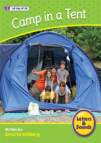 Camp in a Tent